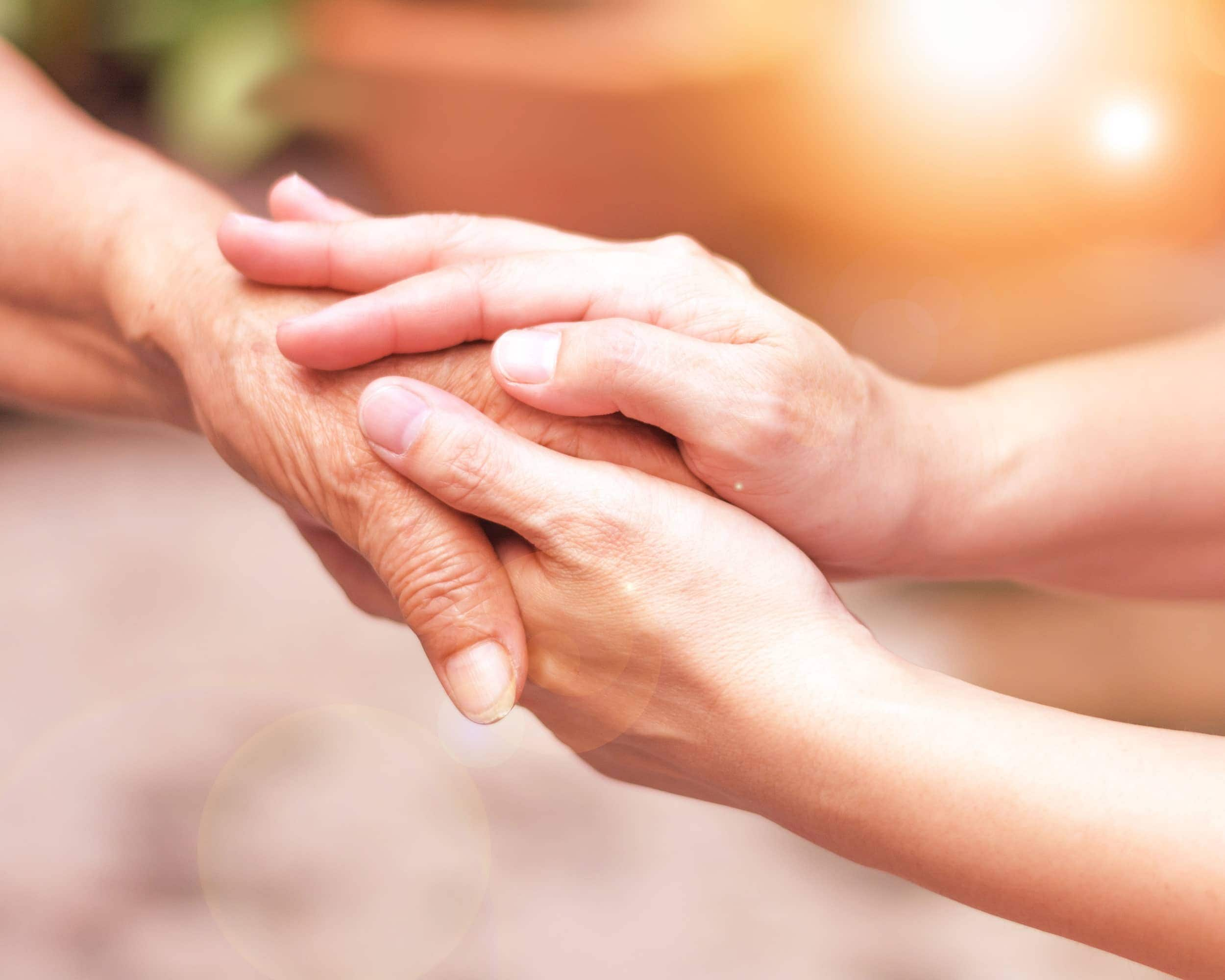 finding a carer for your loved one