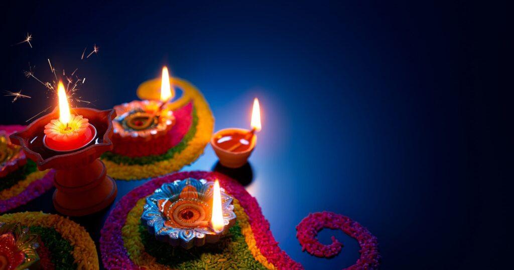 assistance in celebrating Hindu festival of Diwali