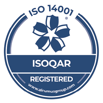 ISOQAR Registered 14001