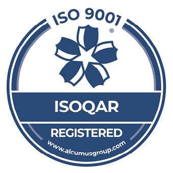 ISOQAR Registered 9001