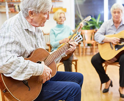 Home care social activities