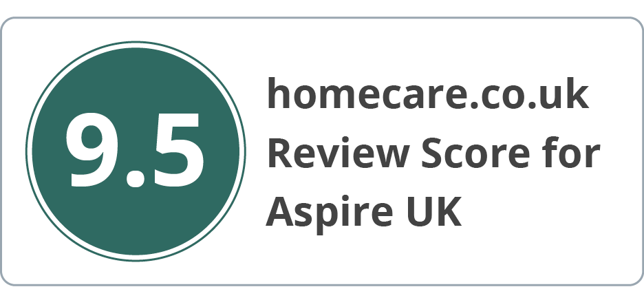 Aspire UK Homecare.co.uk rating