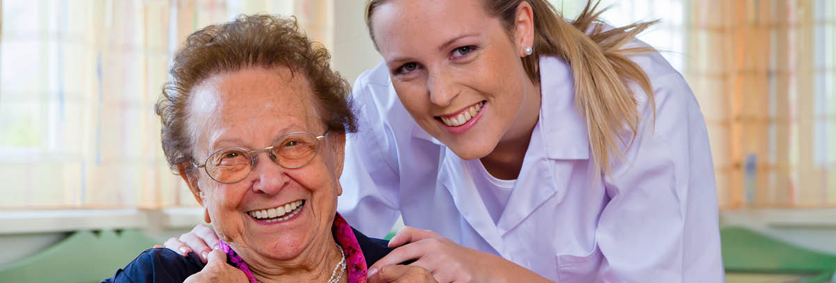 Live-in care with specialised support