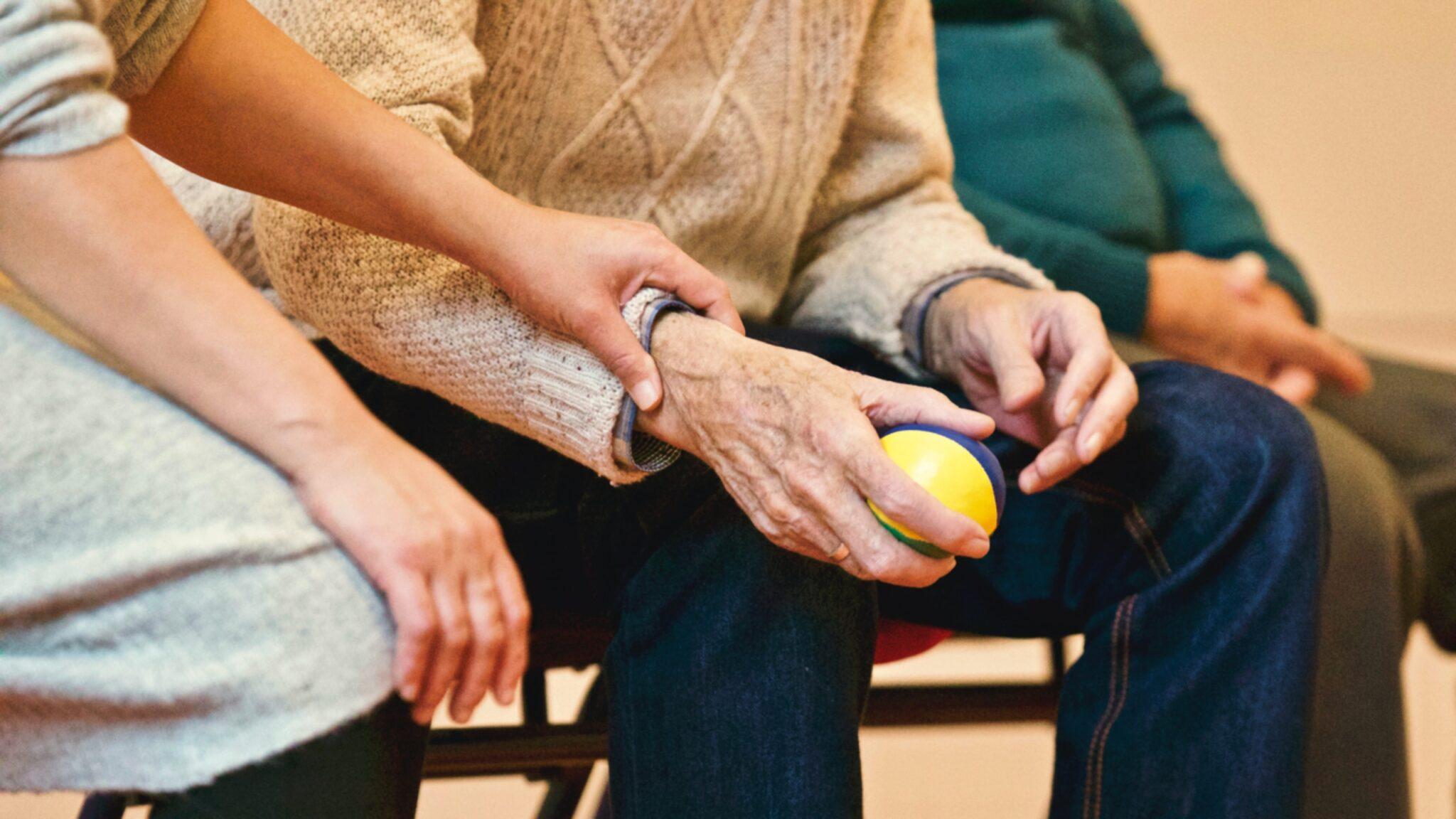 Dementia care at home
